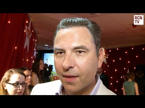 David Walliams   Pudsey The Dog: The Movie Premiere