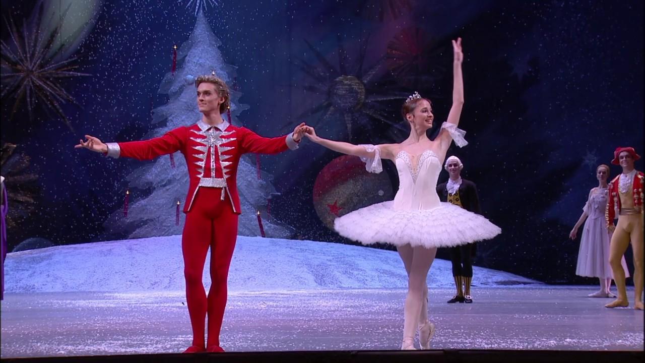 Official Trailer The Nutcracker From Bolshoi Ballet In Cinema Dec 18 Youtube