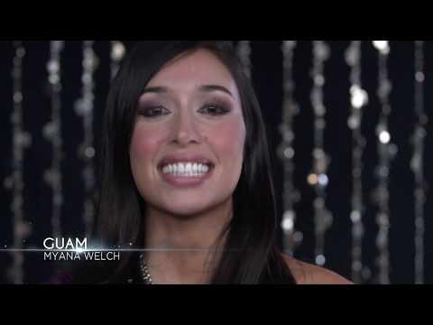 Meet Miss Universe Guam 2017 Myana Welch