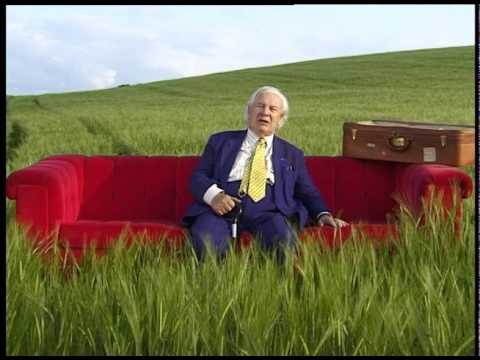 Red Couch Europe  Sir Peter Ustinov
