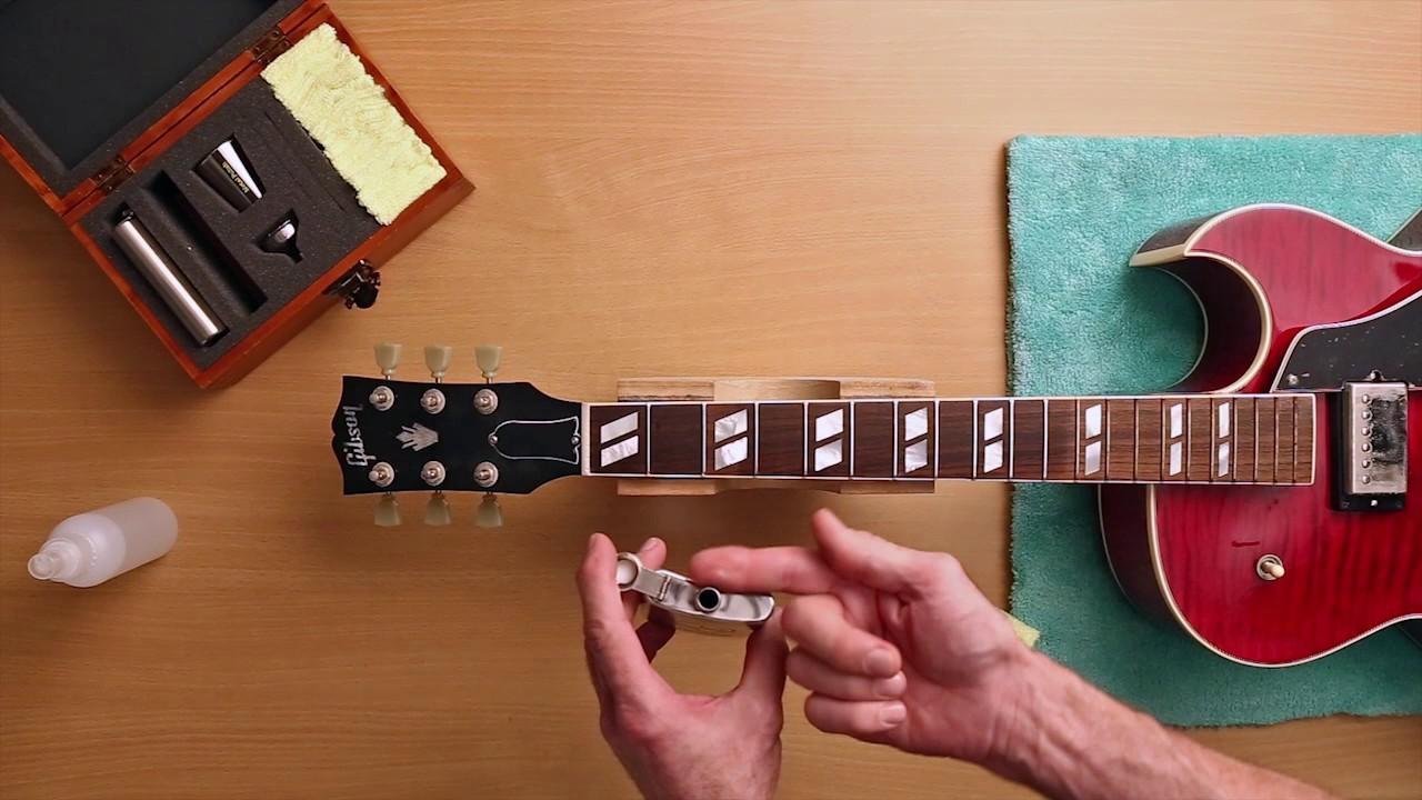 precision guitar calibration kit instructions youtube