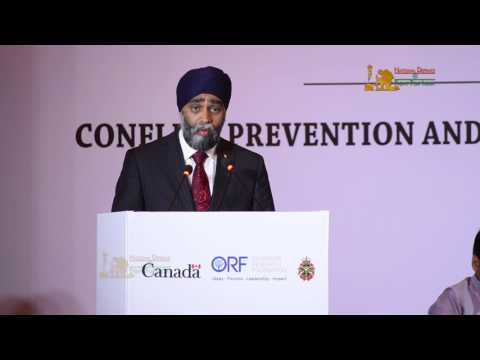India's Son, Canada's Defence Minister: Harjit Sajjan Tells His Tale At ORF Meet
