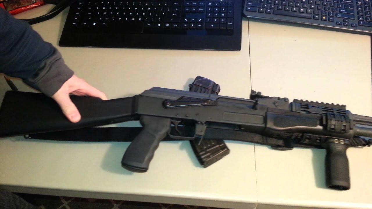Century C39 Sporter AK47