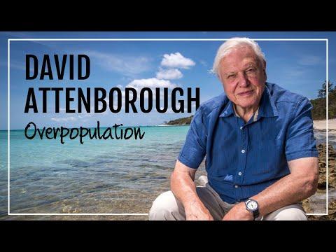 David Attenborough on Overpopulation