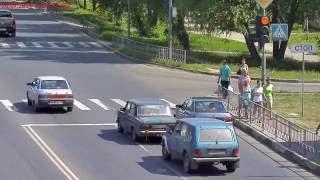 аПК ПОТОК примеры регистрации автонарушений на дороге