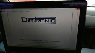 Настройка ГБО 4-го поколения  Digitronic 3D power