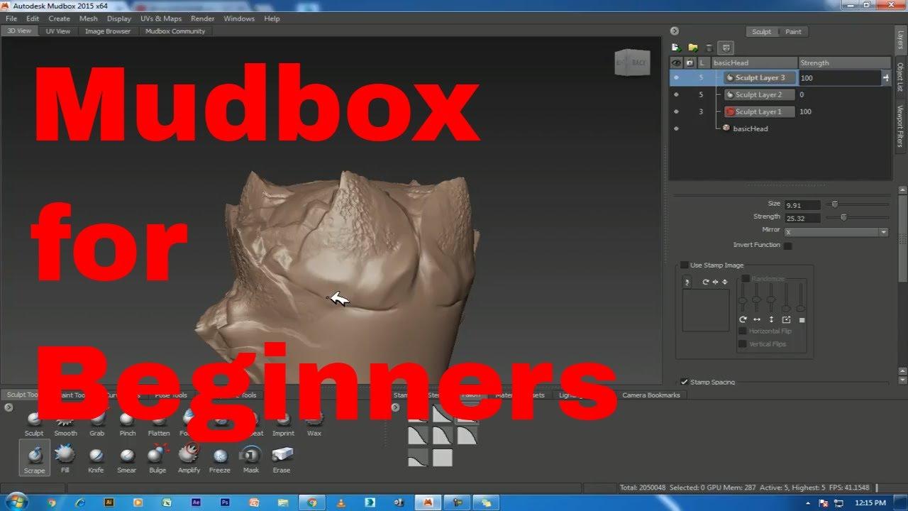 mudbox tutorial beginner | Mudbox for Beginners | Mudbox Tutorials|Mudbox  Tutorials Effects Animator