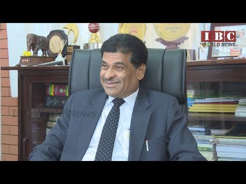 IBC World News_Interview with Prof.K.S.Rangappa_Vice Chancellor, University Of Mysore_Part-01