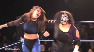 Part 5: Belly Punching Compilation in Female Wrestling