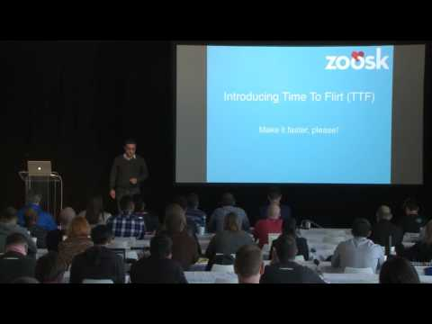 Optimizing pageload by Zoosk lead software engineer, Aideen NasiriShargh