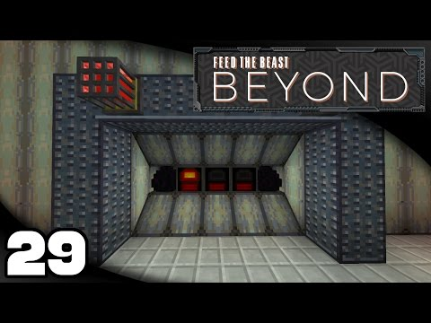 FTB Beyond - Ep. 29: Infinite Nether Stars!