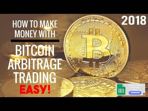 How To Get Free CryptoCurrency using Arbitrage 2018 - VERY EASY!!!