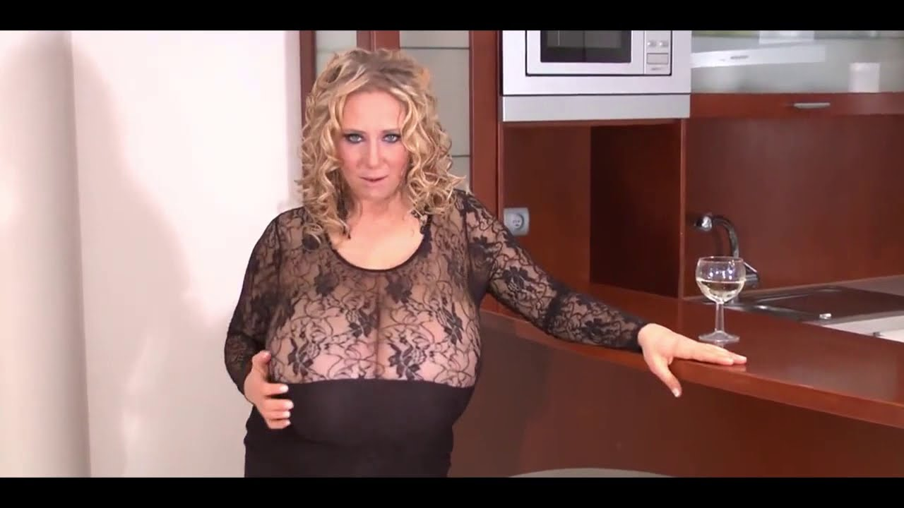 Sweet Lady With Magnific Big Boobs Abbi Secraa - Youtube-9192