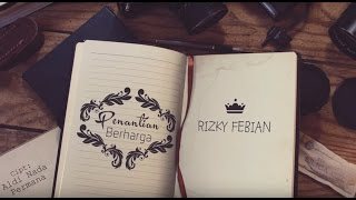 Video Rizky Febian - Penantian Berharga (Official Lyric Video) download MP3, 3GP, MP4, WEBM, AVI, FLV Desember 2017