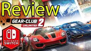 Gear.Club Unlimited 2 Gameplay Review: Nintendo Switch