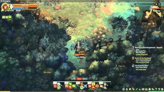 [Tree of Savior] Collection: Vilna Forest