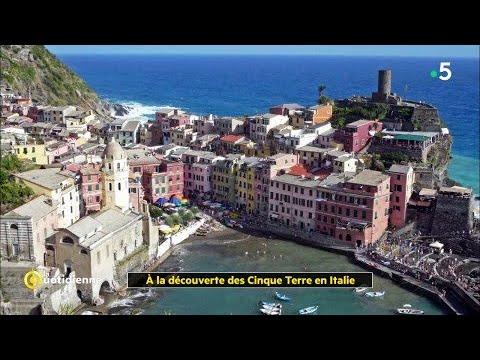 A la découverte des Cinque Terre en Italie