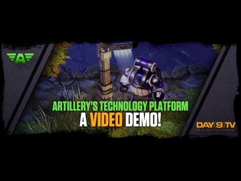 Artillery Teases Upcoming Game 'Atlas,' An HTML5-Based 'Spiritual Successor To Starcraft'