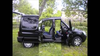 Se vinde CITROEN BERLINGO Multispace 2005(телефон +37369037674., 2015-09-02T10:50:20.000Z)