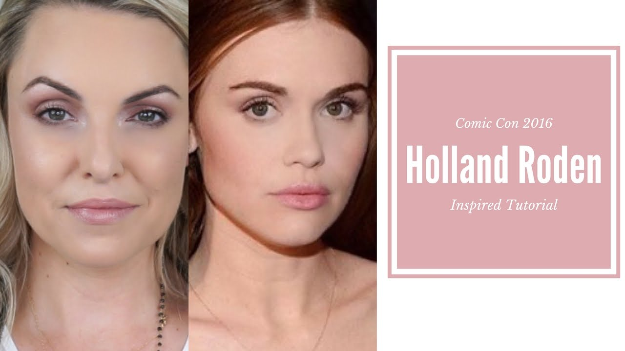 Holland roden comic con inspired makeup tutorial drugstore elle holland roden comic con inspired makeup tutorial drugstore elle leary artistry youtube baditri Image collections