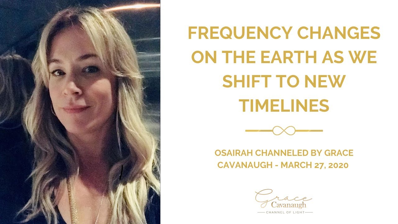 Earth Re-set   Frequency Changes on the Earth Right Now