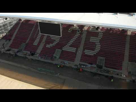 Stadion Rapid Bucuresti (in constructie) | Rapid Bucharest Stadium (under construction) 22.04.2021