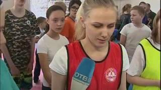 Жители Владивостока сегодня выполняют нормы ГТО