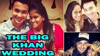 The Big KHAN Wedding - Latest Happenings From Hyderabad | EXCLUSIVE