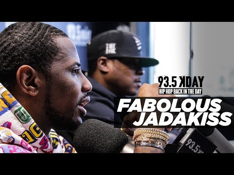 Fabolous & Jadakiss talk