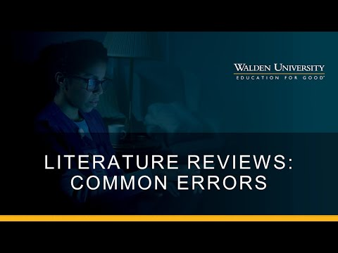 Literature Review from YouTube · High Definition · Duration:  2 minutes 14 seconds  · 48 views · uploaded on 05.04.2017 · uploaded by Justin Hackett