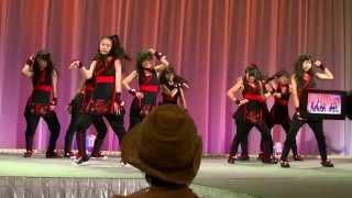 【アクターズスクール広島】「ダンスチームB.G.9」 リーガロイヤルホテ...