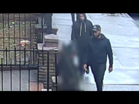 Violent Bronx Robbery Caught On Camera