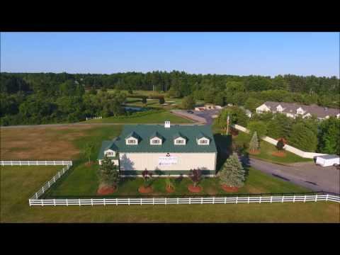 Massachusetts Phantom 4 Drone Flight (Tewksbury, MA Footage)