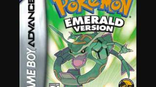 Pokémon Emerald - Battle Frontier