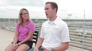 SprintCarUnlimited.com interview with Bobbi Johnson and Carson Macedo