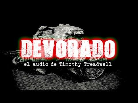 DEVORADO:  El audio de Timothy Treadwell