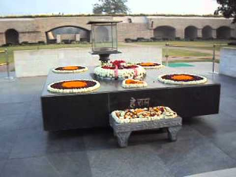 Raj Ghat new delhi