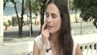 Jordana Brewster Portuguese Interview #2 (Famosidades Entrevista)