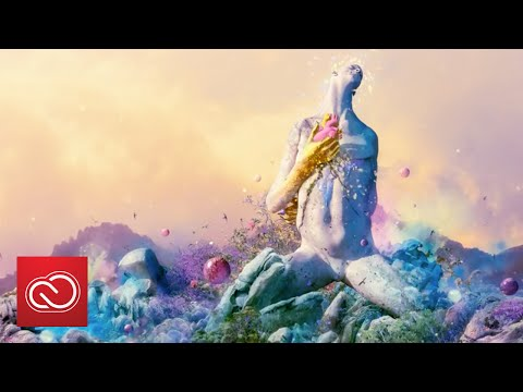 Masterclass: Compositing In Photoshop With Artist Mario Sánchez Nevado | Adobe Creative Cloud