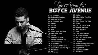 Boyce Avenue | Top Acoustic Popular Songs - Boyce Avenue Greatest Hits Cover Songs - Music Top 1