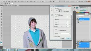 Adobe Photoshop CS5 Cutting out a Image from it background!   YouTube