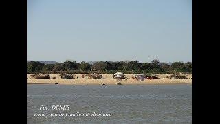 18º A Praia de Minas - Januária/ 170KM Montes Claros /Norte de Minas Gerais/ MG - Brasil