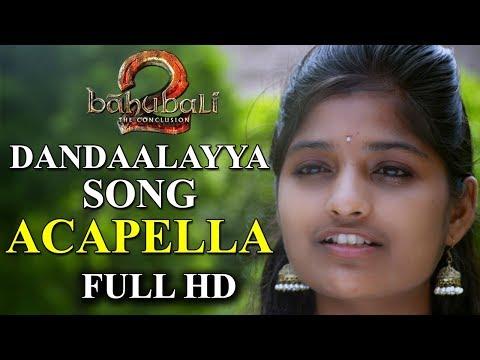 Baahubali 2 Dandaalayya Video Song...