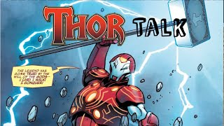 Iron Hammer #1: Thor and Iron Man Merged by the Infinity Stones