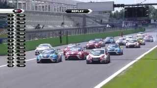 2015 Monza, TCR Round 9