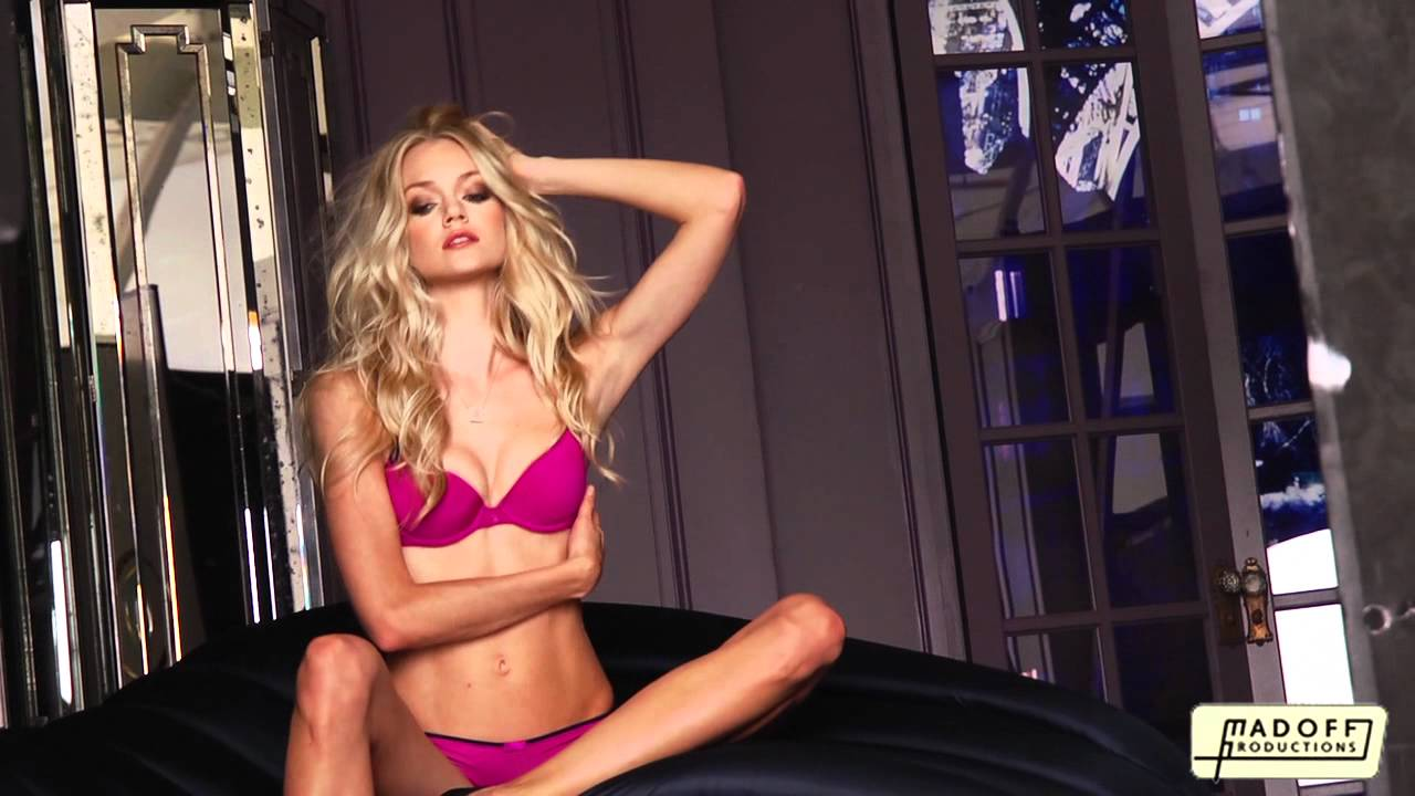 Behind the Scenes of the Victoria's Secret Gorgeous Campaign with Lindsay Ellingson