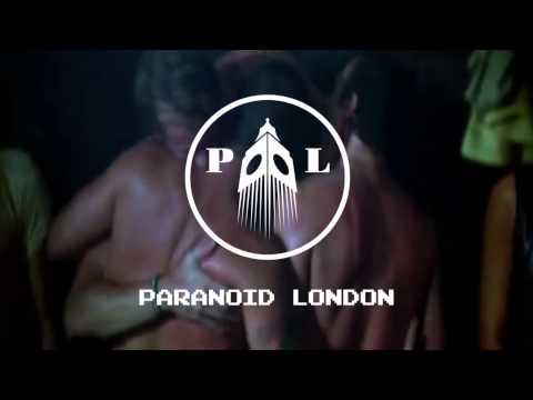 Paranoid London - Transmission 5 - Paranoid London Records