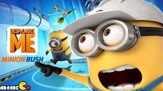 Despicable Me: Minion Rush Unlock New Character Minion Worker - Minion Labor Day Special Event