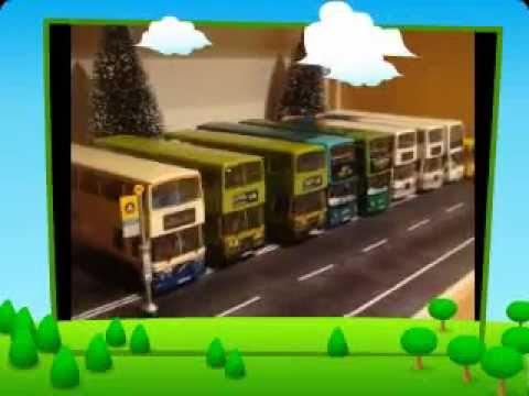 Dublin bus models