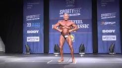 FC 2016 - Bodybuilding Masters 50 - Juhani Mattila